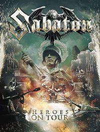 Cover Sabaton - Heroes On Tour [DVD]
